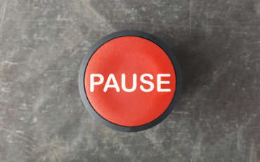 The Mighty Pause Button